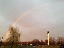 Summersville Lake Lighthouse