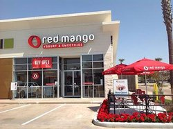 Red Mango Frozen Yogurt & Smoothies