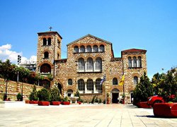 Church of Saint Dimitrios - Patron of Thessaloniki
