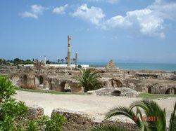 Ruiny Term Antoniusza