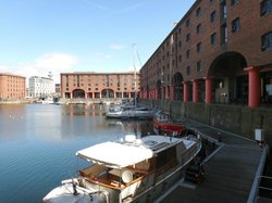 The Pumphouse Albert Dock Liverpool