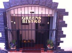 Greens Bistro.