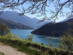 Lac de Serre-Ponçon