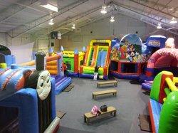 Bounce! Fun Center