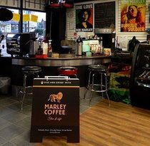Marley Coffee Music Bar