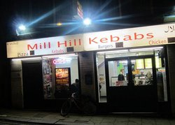 Mill Hill Kebabs