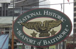 ‪National Historic Seaport of Baltimore‬