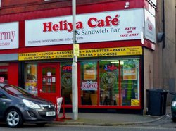 Heliya Cafe & Sandwich Bar