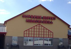 Supreme Buffet & Hibachi Grille