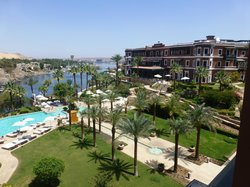 On the Nile banks