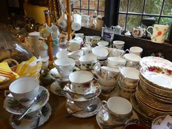 Miss Moody's Tudor Tea Room