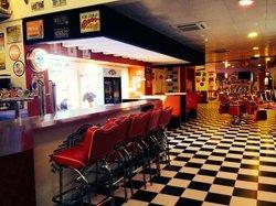 America Graffiti Diner Restaurant Ancona