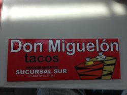 Don Miguelon Tacos