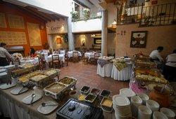 Buffet Desayuno Dominical