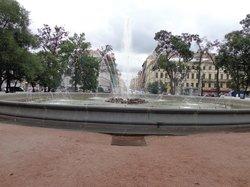 Alexander Garden (Aleksandrovskiy Sad)