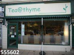 Tea at Thyme