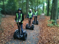 Move Attitude - Segway Tour