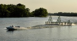 Backwater Gamblers Water Ski Show