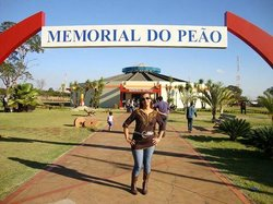 Memorial of Peao de Boiadeiro