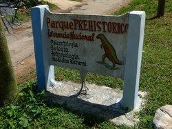Parque Prehistorico, Referencia Nacional