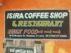 Isira Coffee Shop