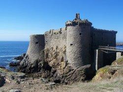 Vieux Chateau  de Isle d'Yeu