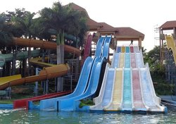Athisayam Water Amusement Park