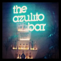 The Azulito Bar
