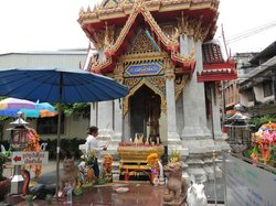 Rayong The City Pillar Shrine