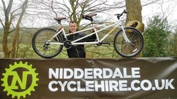 ‪Nidderdale Cycle Hire‬