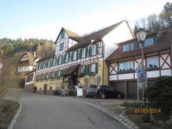Hotel Gasthof zum Weyssen Roessle zu Schiltach