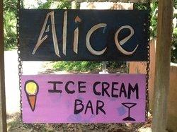 Alice Ice Cream Bar
