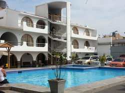 Residencial San Jorge Hotel