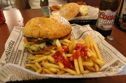 Big Al's Island Burger