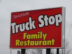 Teviotdale Truck Stop