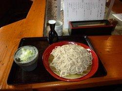 Soba restaurant Ontake Igaueno Main shop