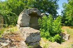 Scythian Tomb