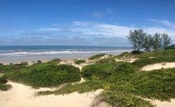 Pedrinhas Beach