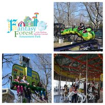 Fantasy Forest Amusement Park at the Flushing Meadows Carousel