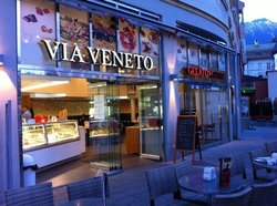 Via Veneto Gelato Caffe
