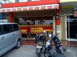 One of Bu Kris Restaurants