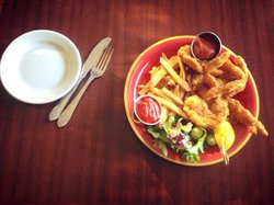 The Seafood Cafe