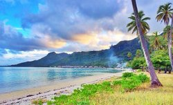 Moorea Surf Bed and Breakfast