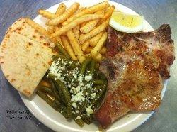 Pelio Grill Greek Taverna & Catering