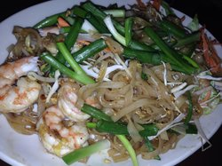 A Thai Restaurant