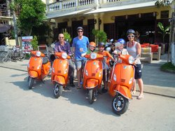 Scooter Tours Vietnam