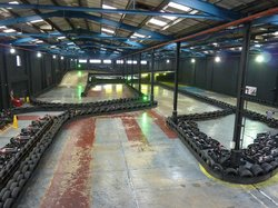 TeamSport Indoor Go Karting Brighton