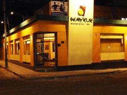 Waykuk Restaurante-Escuela