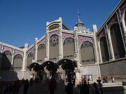 Plaza del Mercado (Placa del Mercat)