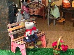 Mouse Museum Mousetrap